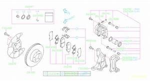 26296sc011 - Disc Brake Pad Set  Front