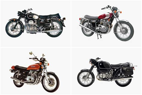 5 Vintage Motorcycles Under ,000 • Gear Patrol
