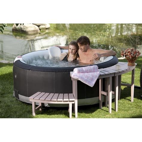 Spa Gonflable Castorama Spa Gonflable 4 Places Castorama Tub Outdoor Spa