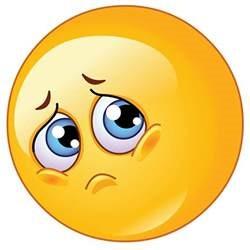 Image result for Unhappy Emoji