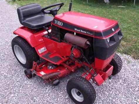 toro riding lawn mower  indy craigslist ebay