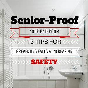 Bathroom safety for seniors senioradvisorcom blog for How to make bathroom safe for elderly