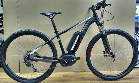 e bike mountainbike cube cube reaction hybrid hpa pro 29 2015 electric mountain bike