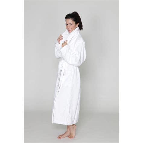 robe de chambre en ratine robe de chambre col châle femme massageboutik com