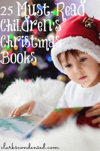 25 Mustread Children's Christmas Books