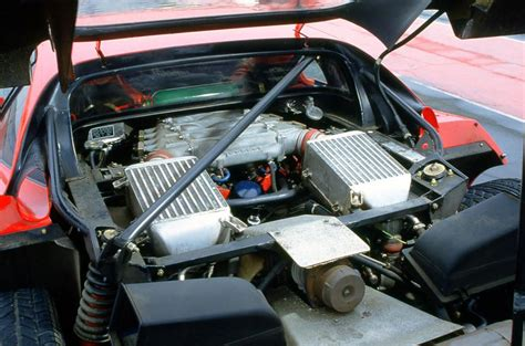 F40 Engine by F40 1987 1992 Review 2017 Autocar