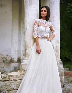25 beautiful lace wedding dresses ideas With beautiful lace wedding dresses
