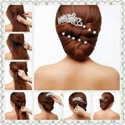 mariage simple coiffure mariage simple 2015 coiffure simple et facile