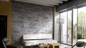 Parement Bois Adhesif : habiller vos murs d un parement haute couture ~ Premium-room.com Idées de Décoration