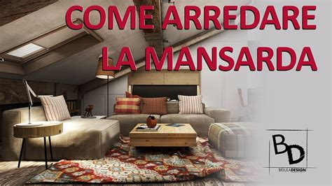 Come Illuminare Una Mansarda by Come Arredare Una Mansarda Belula Design