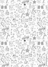 Printable Coloring Printables Meinlilapark Wrapping Malblatt Ausdruckbares Xmas Freebie Paper Doodle Papers Para Colors Dessins Colouring Ch Diy Gribouillages Artistiques sketch template