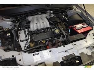 2000 Ford Taurus Ses 3 0 Liter Ohv 12