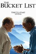 The Bucket List movie review & film summary (2008)   Roger ...