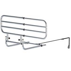 standers ez adjustable bed rail