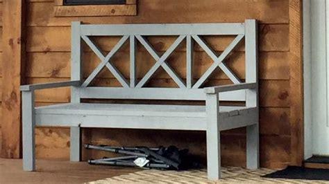 bench ana white