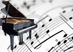 Image result for Royalty Free Picture of Grand Piano
