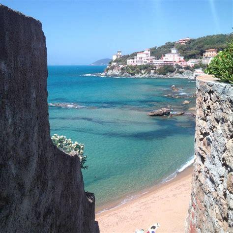 Bagni Di Mare Castiglioncello Spiaggia Libera O Stabilimenti Balneari