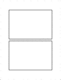 template for 4x6 index card in word label templates ol145 6 quot x 4 quot labels