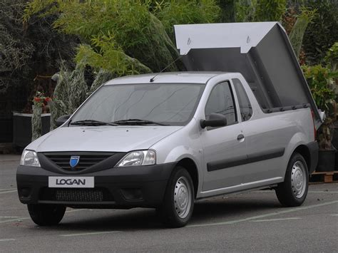 Dacia Pick-up Specs & Photos