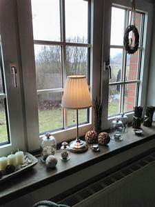Herbst Dekoration Fenster : fensterbank fenster dekorieren pinterest ~ Watch28wear.com Haus und Dekorationen