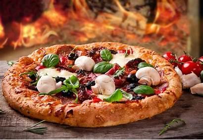 Pizza Caesars Mushroom Background Wallpapers Birkenhead Burbs