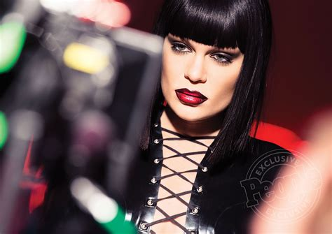 Jessie J Is The New Face Of Make Up For Ever Peoplecom