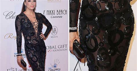 Longoria Closet by Longoria Wardrobe Malfunction In Cannes Mocked By