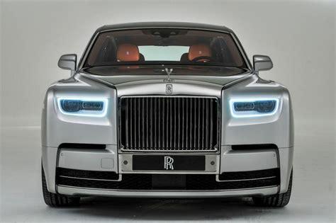 Rolls Royce Phantom 2018 2019 фото цена роллс ройс фантом