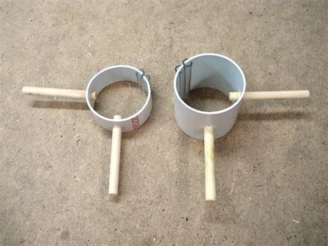homemade wood bar clamps diy  plans