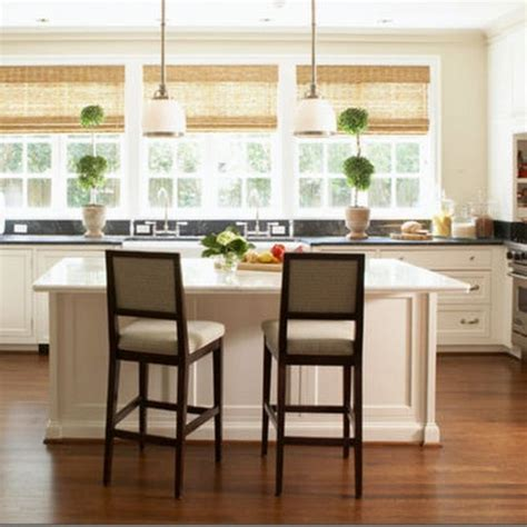 contemporary kitchen blinds 17 best images about window treatments on 2466