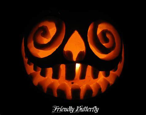 Pumpkin Contest Winners by Insane Glowing Pumpkin By Friendlybutterfly On Deviantart