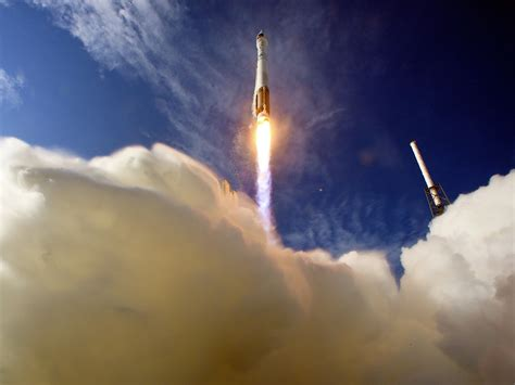 Atlas 5 launches 2nd SBIRS Missile Warning Satellite ...