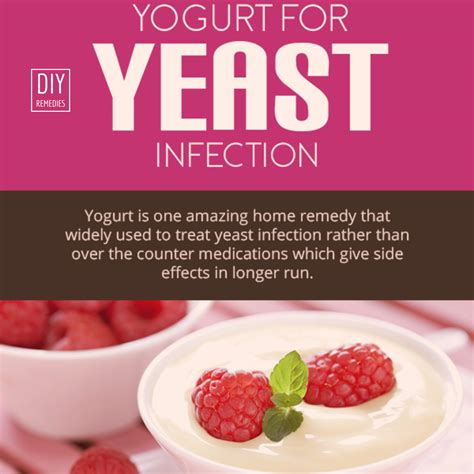 How To Use Yogurt For Yeast Infection