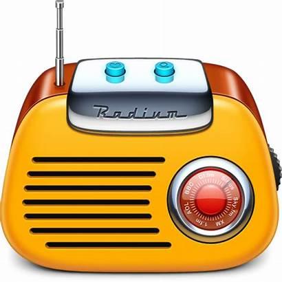 Radio Transparent Purepng Clipart
