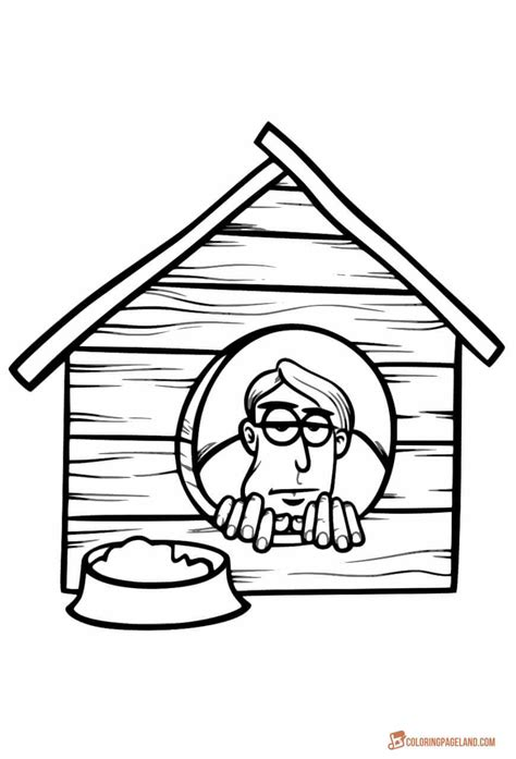 house coloring pages downloadable  printable images