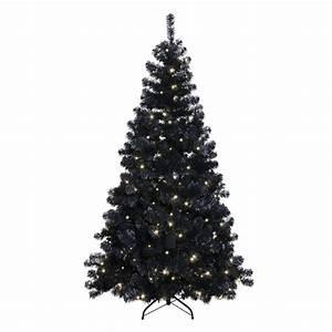 Weihnachtsbaum Led Außen : schwarzer led weihnachtsbaum 210cm f r innen und aussen k nstlicher christbaum ~ Markanthonyermac.com Haus und Dekorationen