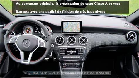classe siege auto essai mercedes classe a 220 cdi fascination actu automobile