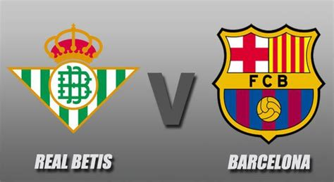 Barcelona vs Real Betis: Results and Stats 20 August 2017 | LiveSport.ws
