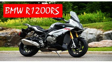 2015 Bmw R1200rs First Ride Review Youtube