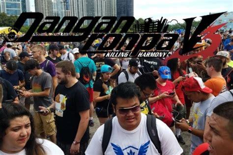 Pokémon X Dangan Ronpa Crossover