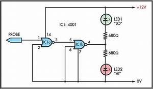 logic circuit page 4 digital circuits nextgr With simple emf probe