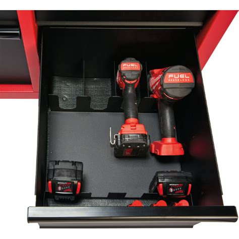 rolling tool cabinet 46 quot rolling steel storage chest and cabinet milwaukee tool