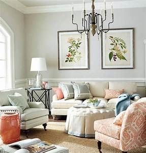 Painting your living room walls for Pastel colored rooms