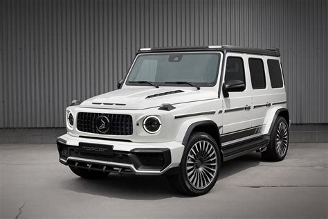 Mercedes g63 mansory, 2020, full options, zero km please visit us in our new showroom, sheikh zayed road, exit no. 2020 Mercedes G63 Edition 1 - TOPCAR   MAXTUNCARS