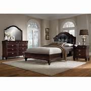 American Signature Furniture Bedroom Sets by Manhattan 6 Piece Queen Bedroom Set Cherry American Signature Furniture