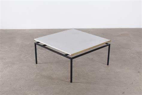 table basse moderniste en marbre meubles vintage li 232 ge