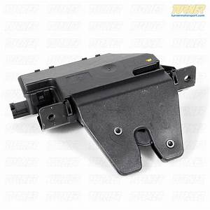 51247840617 - Trunk Lock Assembly