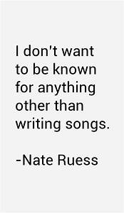 Nate Ruess Quot... Nate Ruess Song Quotes