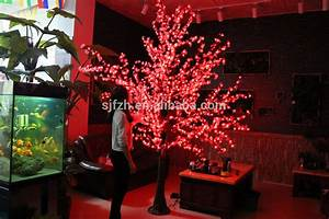 Hot color changing outdoor led tree light