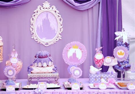 walt disney princess theme baby shower decoration